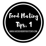 Food plating tips, 1