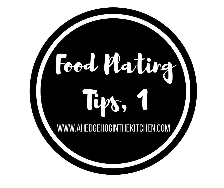 Food Plating Tips