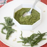 Somme Bay and our sea plant pesto recipe