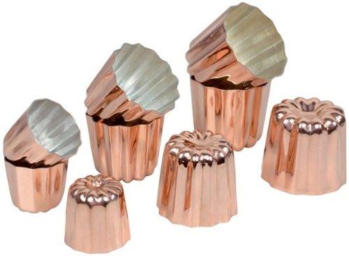 November inspiration : copper cannelé moulds | ahedgehoginthekitchen.com