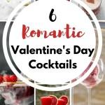6 Romantic Valentine's Day cocktails