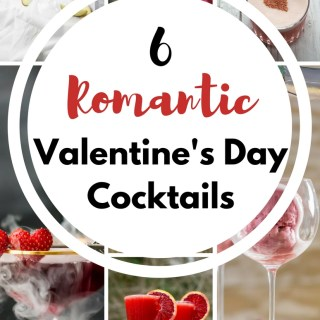 6 Romantic Valentine's Day cocktails