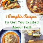 7 Pumpkin recipes to get you excited about Fall