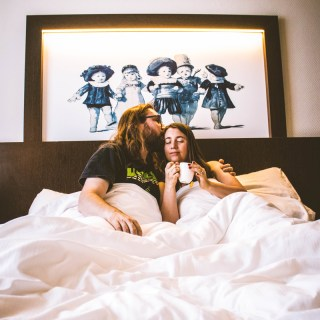 Amsterdam Hotel Review : a Romantic Stay at the Hotel Die Port Van Cleve
