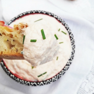 French Salmon Mousse