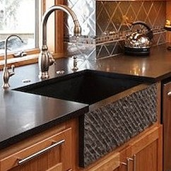 Kitchen Countertop Stone Options Set For Girls Ahe Granite, Custom Granite Sinks