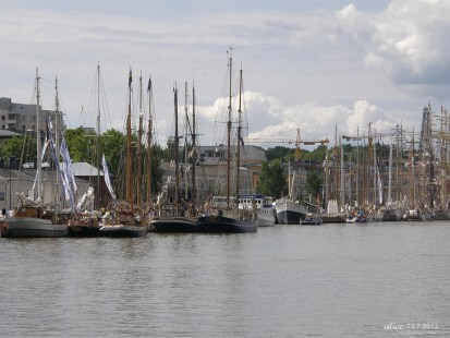 The Tall Ships Races 2017 in Turku/Åbo