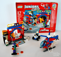 LEGO Juniors for Your Little Super Hero - A Helicopter Mom