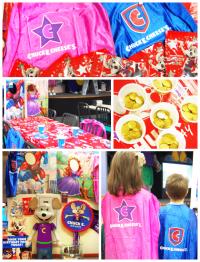 Our Chuck E. Cheese Birthday Party - Super Easy Fun - A ...