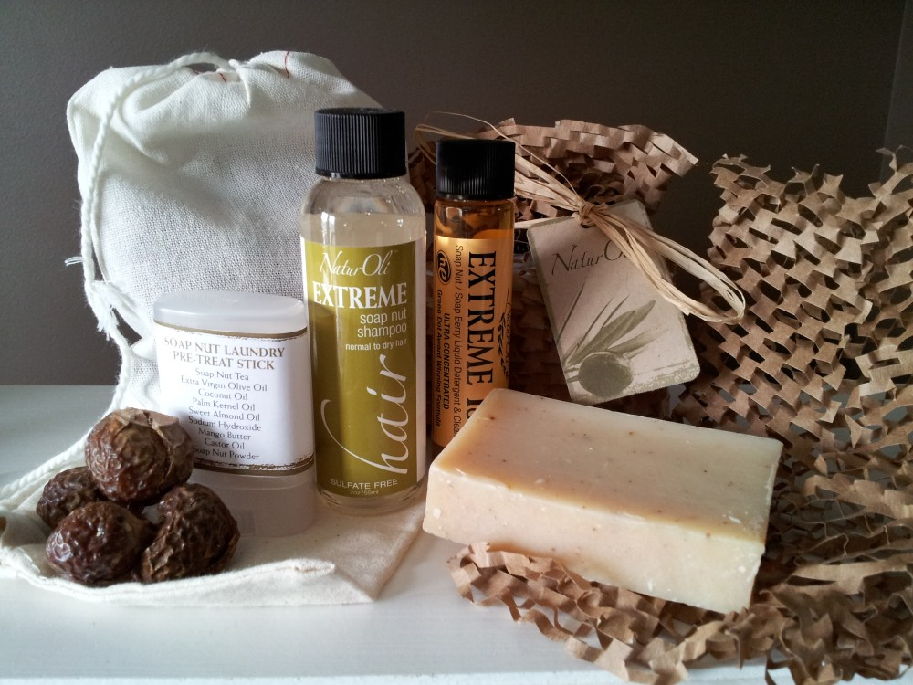 SHOP-TIL-YOU-DROP SATURDAY | GIVEAWAY: NaturOli Soap Nuts Intro Starter Package!