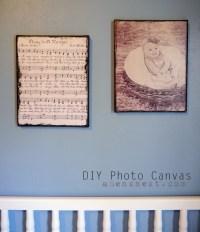 Decoupage DIY Printed Photo Canvas Gift Idea PIXMA - A Hen ...