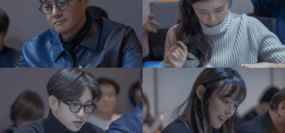 The Most Beautiful Moment in Life script reading