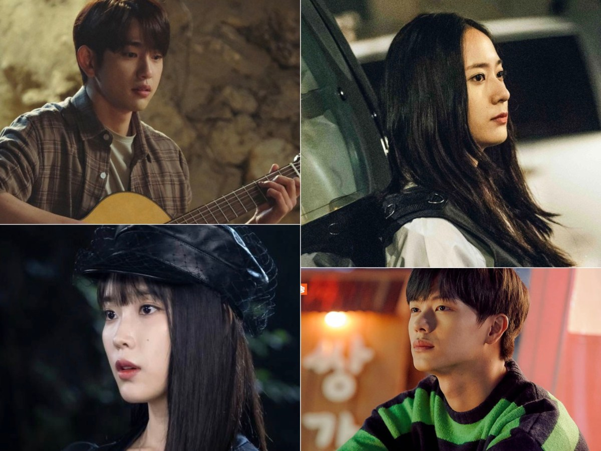 Idols turned actors, park jinyoung, krystal jung, IU, yuk sungjae