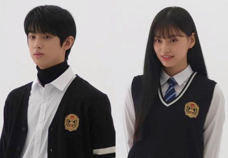 Kim Min Kyu and Weki Meki's Kim Do Yeon