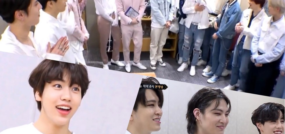 GOT7 and TOO on Road to Kingdom