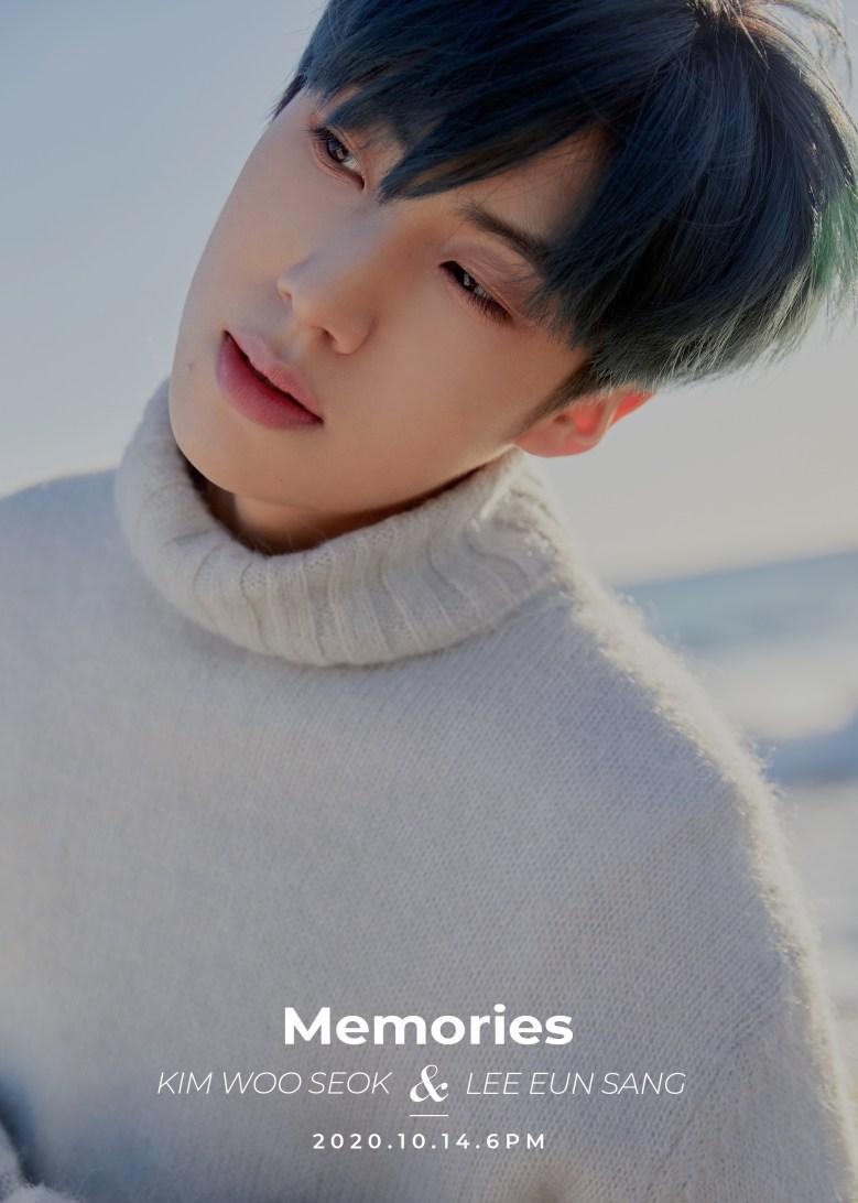 Lee Eun Sang teaser image for single 'Memories'