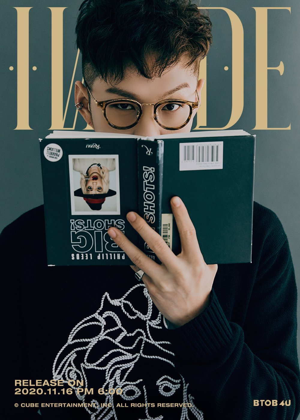 BTOB 4U 1st Mini Album Image Teaser - Lee Chang Sub