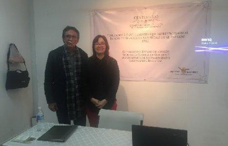 Conferencia Dra. Azalia López González