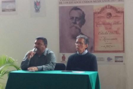 Inauguración Exposición Sinaloenses Constitucionalistas