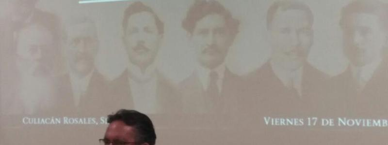 La Comisión Estatal de los Derechos Humanos en Sinaloa Inauguró Muestra Sobre Constrituyentes