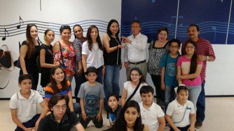 La Escuela de Música Studio Seguirá en el Archivo