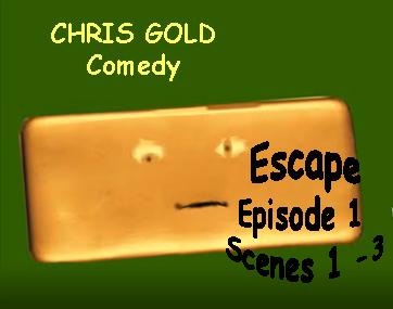 Chris gold Comedy Escape