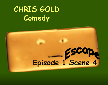 Chris gold Comedy Escape