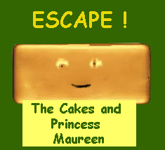 chrisgold the cakes and princess maureen