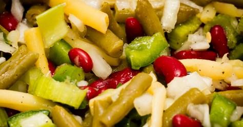 Thee Bean Salad