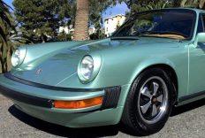 Porsche 911 Form Patch Panel
