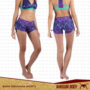 Maria Sirsasana Shorts #ABAMSS