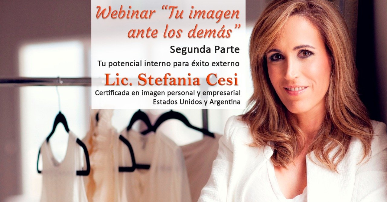 Webinar Tu Imagen Ante Los Demás – Segunda Parte