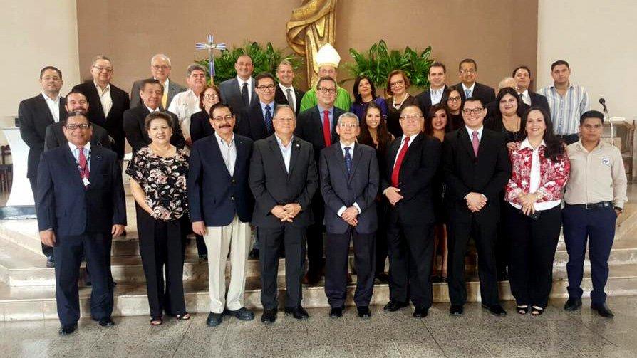 AHIBA Felicita Al COHEP En El Día De La Libre Empresa Por Su 50 Aniversario