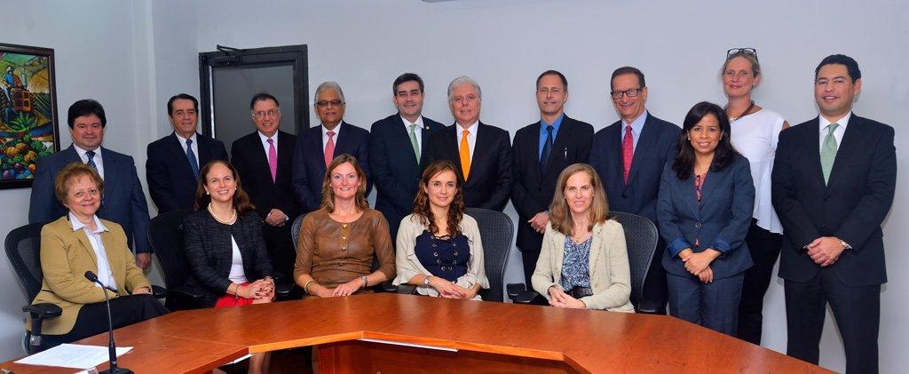 Acuerdo De Cooperación En Banca Sostenible Entre AHIBA, IFC Y FMO