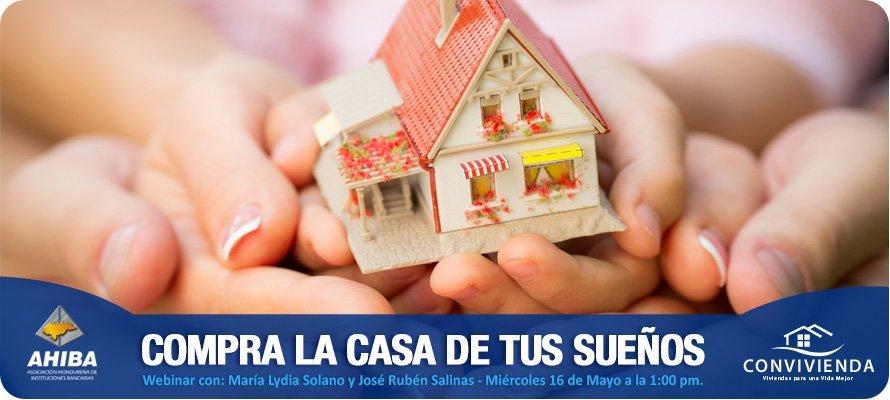 Webinar: Compra La Casa De Tus Sueños
