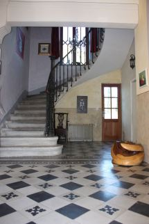 Entrance Hall and staircase
