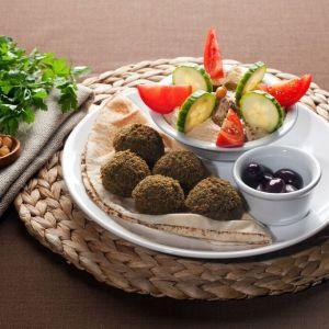 Hummus i Falafel