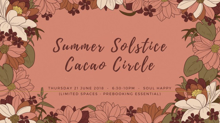 Summer Solstice 2018