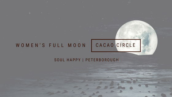 Women's Moon Circle and Cacao Ceremony