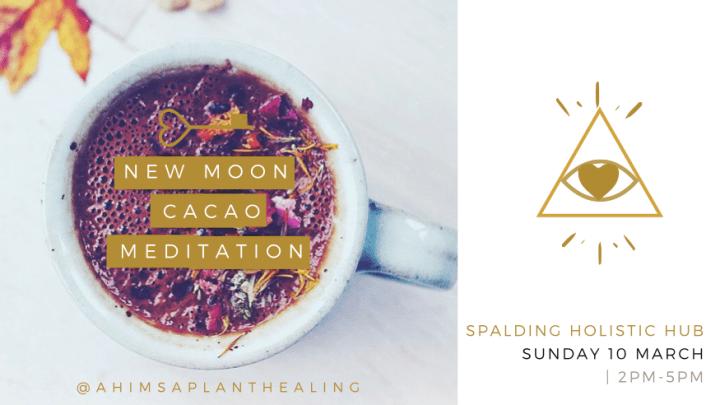 New Moon Cacao Meditation