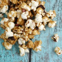 Crack Popcorn & Peanut Crunch