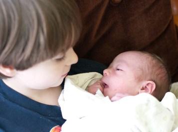 Colin and Wilhelmina