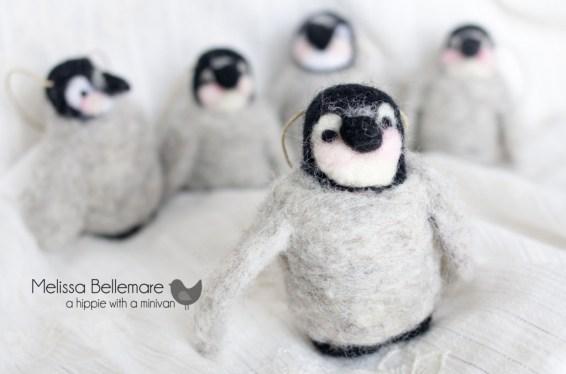 Penguin Ornamant