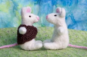 Rat Couple