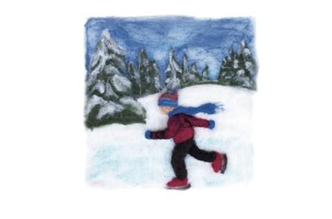 Skating Card