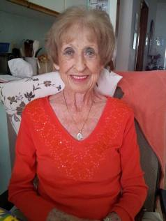 My beautiful Grandmaman