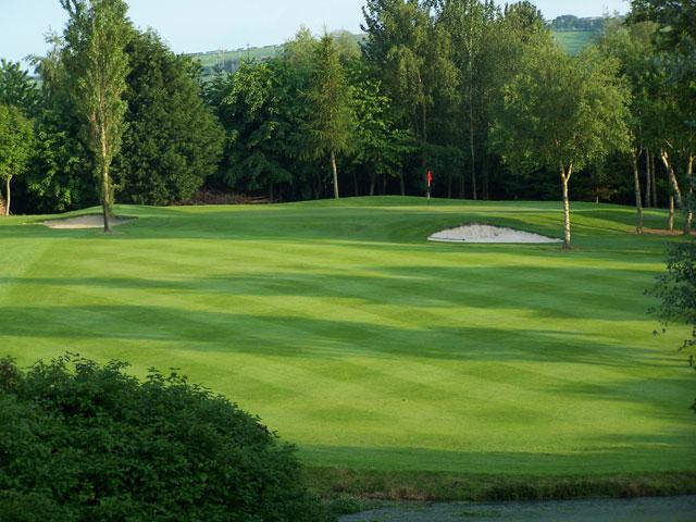 Capel Bangor Golf Club - heaven
