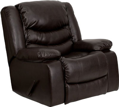 leather recliner chair circle cushion top 10 best chairs in 2019 reviews flash furniture men dsc01078 brn gg brown