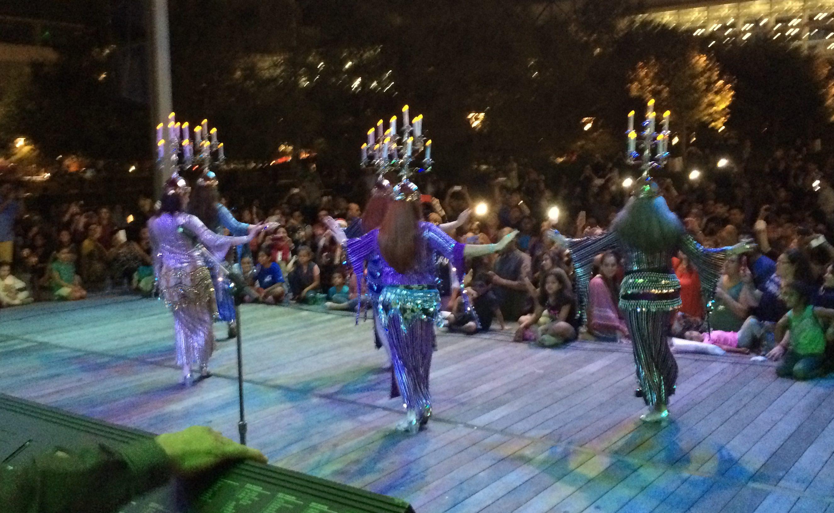 Ahlam Dance Company at Houston's EgyptFest