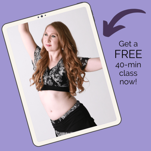 Get a Free Belly Dance Class Now